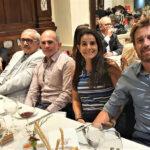 Dr. Ben-hur Ferraz Neto, Dr. Joao Batista Marinho Vasconcelos, Dr. Lucio Pacheco, Dra. Luciana Haddad e esposo