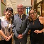 Sueli Benko, Jose Huygens e Marlene Perez